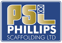 Phillips Scaffolding Logo